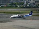 JL1663さんが、伊丹空港で撮影したANAウイングス DHC-8-314Q Dash 8の航空フォト(写真)