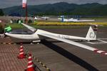 MOR1さんが、飛騨エアパークで撮影した個人所有 DG-300 Clubの航空フォト(写真)