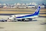 フライヤー320さんが、名古屋飛行場で撮影した全日空 737-281/Advの航空フォト(写真)