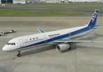 かまぼこさんが、福岡空港で撮影した全日空 A321-131の航空フォト(写真)