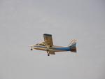 KIJ001Zさんが、新潟空港で撮影した新中央航空 BN-2B-20 Islanderの航空フォト(写真)