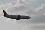 もんきーさんが、那覇空港で撮影した日本トランスオーシャン航空 737-429の航空フォト(写真)