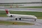 keisukeさんが、羽田空港で撮影した日本航空 MD-90-30の航空フォト(写真)