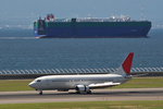 hiko_chunenさんが、中部国際空港で撮影した日本トランスオーシャン航空 737-429の航空フォト(写真)