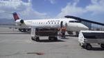 DeltaLoveさんが、ソルトレークシティ国際空港で撮影したスカイウエスト CL-600-2B19 Regional Jet CRJ-200ERの航空フォト(写真)