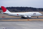 FlySwimmerさんが、成田国際空港で撮影した日本航空 747-446の航空フォト(写真)