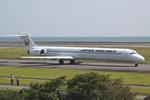 動物村猫君さんが、大分空港で撮影した日本航空 MD-90-30の航空フォト(写真)