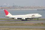 B747SR-SuperJumboさんが、羽田空港で撮影した日本航空 747-446Dの航空フォト(写真)