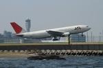 coconaruさんが、羽田空港で撮影した日本航空 A300B4-622Rの航空フォト(写真)