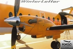 WLさんが、函館空港で撮影したエアトランセ 1900Dの航空フォト(写真)