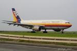 wing_oitさんが、大分空港で撮影した日本エアシステム A300B2K-3Cの航空フォト(写真)