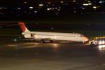 paje0433さんが、羽田空港で撮影した日本航空 MD-90-30の航空フォト(写真)