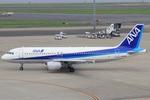 まくろすさんが、羽田空港で撮影した全日空 A320-211の航空フォト(写真)