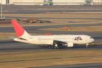 StarJet777さんが、羽田空港で撮影した日本航空 767-246の航空フォト(写真)
