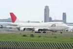 B747SR-SuperJumboさんが、成田国際空港で撮影した日本航空 747-446の航空フォト(写真)