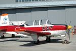ja0hleさんが、岐阜各務原航空自衛隊基地で撮影した航空自衛隊 T-3の航空フォト(写真)