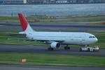y_ryuさんが、羽田空港で撮影した日本航空 A300B4-622Rの航空フォト(写真)