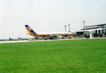 Satoshi さんが、出雲空港で撮影した日本エアシステム A300B4-622Rの航空フォト(写真)