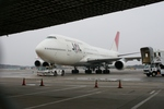 islanderさんが、成田国際空港で撮影した日本航空 747-446の航空フォト(写真)