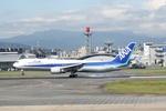 荒金 空美さんが、福岡空港で撮影した全日空 767-281の航空フォト(写真)