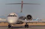 tohruさんが、羽田空港で撮影した日本航空 MD-90-30の航空フォト(写真)