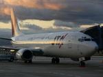 スカイマンタさんが、関西国際空港で撮影した日本トランスオーシャン航空 737-4K5の航空フォト(写真)