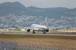 たろさんが、伊丹空港で撮影した日本航空 777-346の航空フォト(写真)