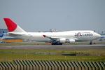 mikizouさんが、成田国際空港で撮影した日本航空 747-446(BCF)の航空フォト(写真)
