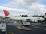 airspotterさんが、ホノルル国際空港で撮影した日本航空 747-246Bの航空フォト(写真)