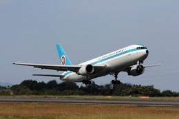 やつしはぜさんが、高松空港で撮影した全日空 767-381の航空フォト(写真)