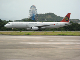 abeam-NANKIさんが、南紀白浜空港で撮影したトランスアジア航空 A321-131の航空フォト(写真)