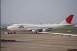 ハマペンさんが、羽田空港で撮影した日本航空 747-346の航空フォト(写真)