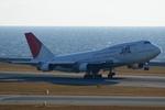 sumiさんが、中部国際空港で撮影した日本航空 747-446Dの航空フォト(写真)
