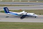 あるてーぬさんが、中部国際空港で撮影したANAウイングス DHC-8-314Q Dash 8の航空フォト(写真)