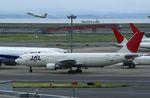 そばぬこさんが、羽田空港で撮影した日本航空 A300B4-622Rの航空フォト(写真)