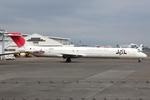 kinsanさんが、羽田空港で撮影した日本航空 MD-90-30の航空フォト(写真)