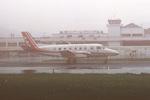 anagumaさんが、広島西飛行場で撮影した朝日航空 EMB-110P1 Bandeiranteの航空フォト(写真)