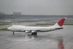 フェルプスさんが、成田国際空港で撮影した日本航空 747-246F/SCDの航空フォト(写真)