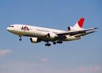 KKJ-JA01MC-HNDさんが、福岡空港で撮影した日本航空 DC-10-40Iの航空フォト(写真)