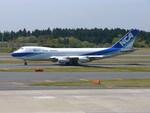スカイマンタさんが、成田国際空港で撮影した日本貨物航空 747-281F/SCDの航空フォト(写真)