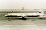 おこじょさんが、羽田空港で撮影したTMA トランスメディタリアン航空 Canadair CL-44D4-1の航空フォト(写真)