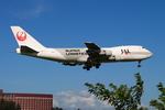 speedbirdさんが、成田国際空港で撮影した日本航空 747-246Fの航空フォト(写真)