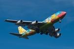 JGCさんが、羽田空港で撮影した全日空 747-481の航空フォト(写真)