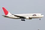 kinsanさんが、羽田空港で撮影した日本航空 767-246の航空フォト(写真)