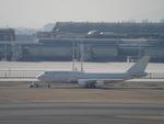 タマさんが、羽田空港で撮影した日本航空 747-446の航空フォト(写真)