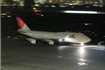 chalk2さんが、羽田空港で撮影した日本航空 747-446Dの航空フォト(写真)