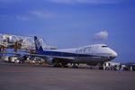Fuseyaさんが、成田国際空港で撮影した全日空 747SR-81の航空フォト(写真)