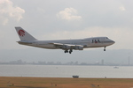 Towaraiさんが、関西国際空港で撮影した日本アジア航空 747-246Bの航空フォト(写真)