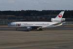 レン・巧猿さんが、成田国際空港で撮影した日本航空 DC-10-40Iの航空フォト(写真)