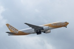 mitsuさんが、成田国際空港で撮影したスクート 777-212/ERの航空フォト(写真)